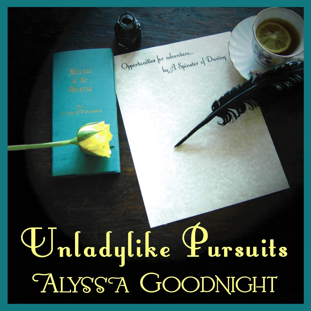 Cover-Audio-Book---Unladylike Pursuits